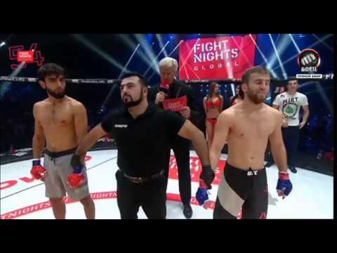 Лучшие нокауты бойцов