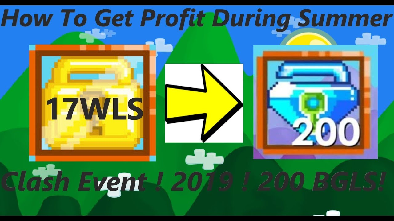 All he has are fire. HOW TO GET PROFIT DURING SUMMER CLASH EVENT 2019 ! (OMG) | Growtopia - YouTube