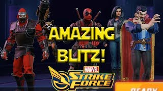 Amazing Blitz Team - Important Channel News - Marvel Strike Force - MSF