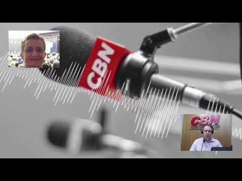 CBN Campo Grande (24/03/2020) - com Ginez Cesar e Ingrid Rocha