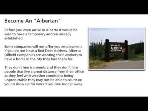 Oilfield Jobs Alberta Check out An Fulfilling New Career