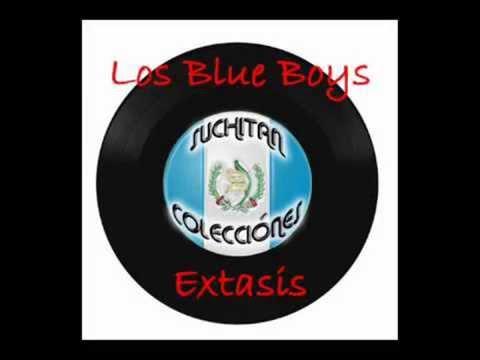 EXTASIS, LOS BLUE BOYS DE GUATEMALA KARAOKE