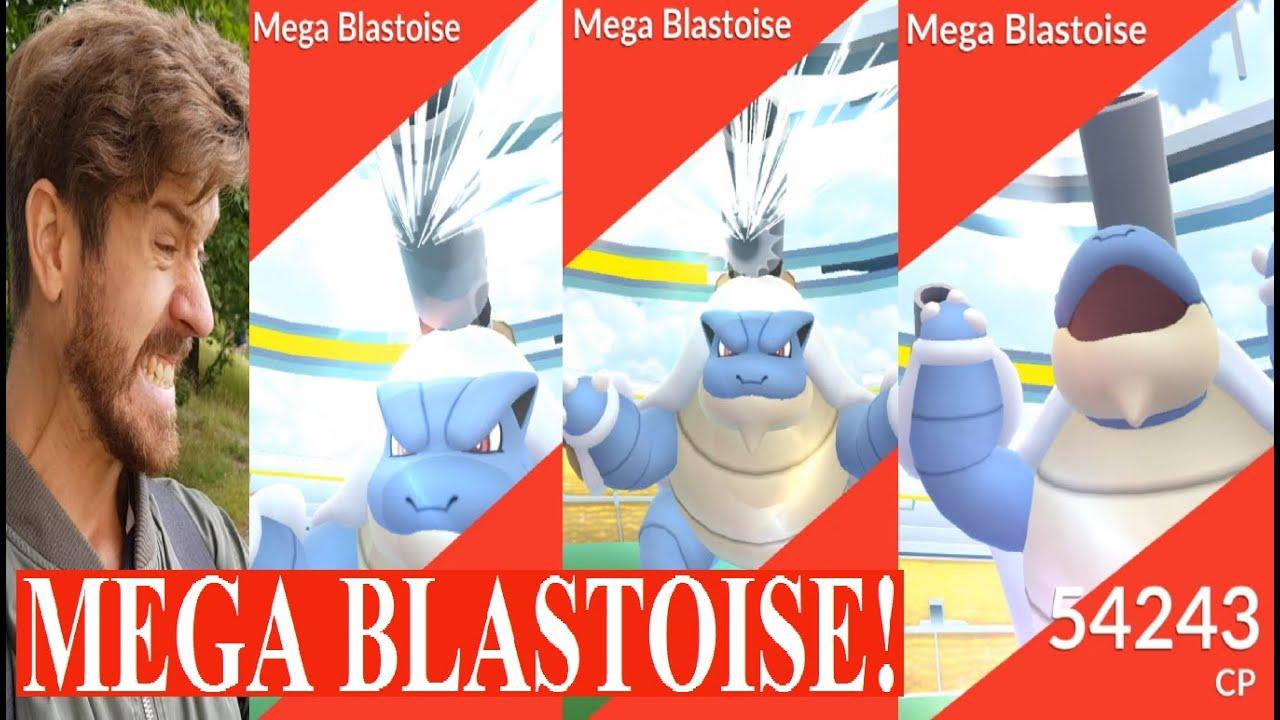 Pokemon GO på Svenska | MEGA BLASTOISE! | RÅKADE VÄLJA FEL... | Johans Pokemon GO