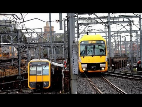 NEW RAIL TIMETABLE MASTERPLAN FOR SYDNEY