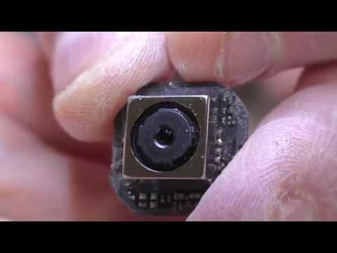 Mavic Pro Gimbal and Camera disassembly