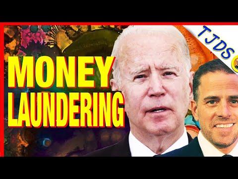 Biden Defends Hunter's Money Laundering Art