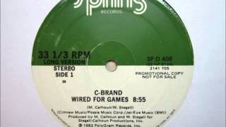 C-Brand - Wired For Games.wmv