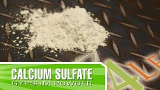 How to Mix our Soluble Gypsum Powder with www.kelp4less.com