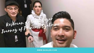 Vlog Keseruannn Journey Of Syahrini #10TahunJambulKatulistiwa - Princes Syahrini SHIOOWWW...