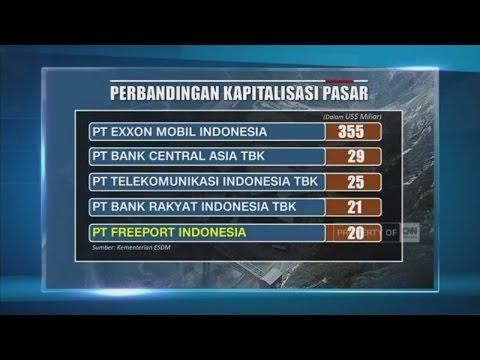 Kapitalisasi Freeport Indonesia