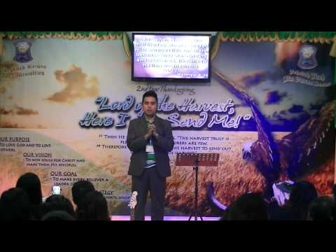 2nd Anniv of Jehovah Jireh Christian Fellowship Ministry Qatar. - Ptr. Christian Saguyan