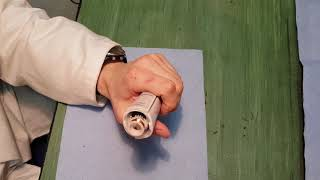 Elektr tish cho'tkasi Og'zaki-6500 B SmartSeries Braun.Typ3764.Ta'mirlash ortiqcha bosim sensori