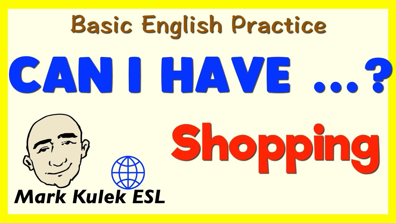 Can I Have    Around Town  English Speaking Practice -8076