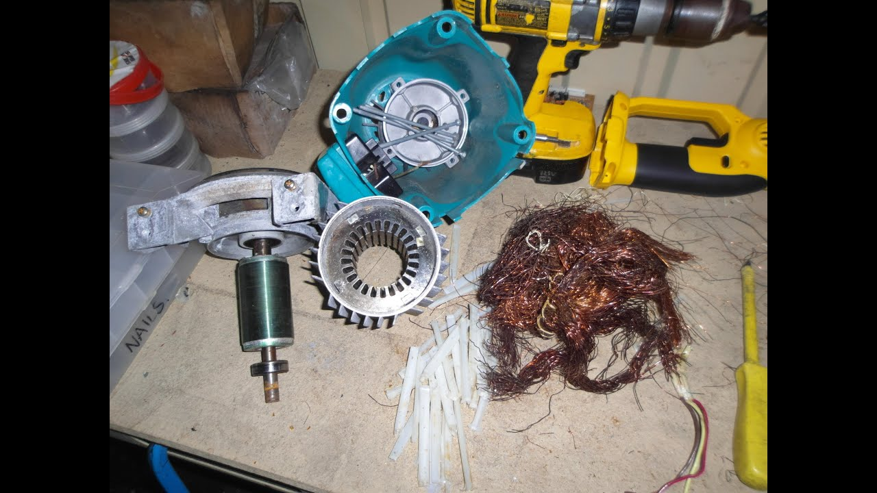 Scrapping Water Pumps Ac Motor Scrap Metal Forum