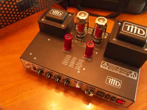 THD Bivalve Tube Guitar Amp For Sale