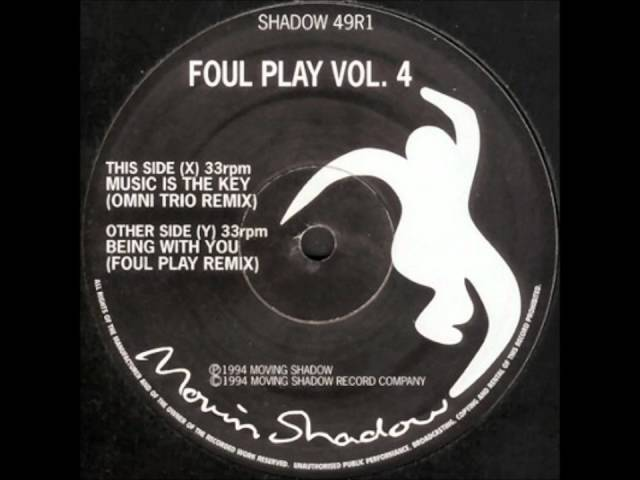 Foul Play - Being With You (Remix)