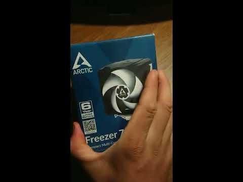 Кулер Arctic Freezer 7 X (ACFRE00077A)