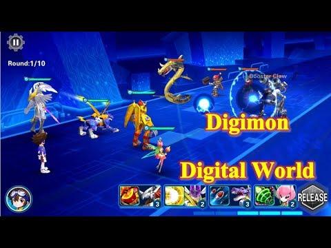 Trải Nghiệm Game Digimon: Digital World – Cuộc Phiêu Lưu Của Những Con Thú Digimon