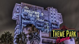The Theme Park History of The Twilight Zone Tower Of Terror Disney39s California Adventure