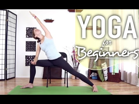 Chair Yoga - Gentle Yoga For People With Disabilities