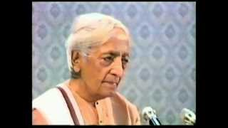 If human consciousness is one, why is one person happy and the other unhappy? | J. Krishnamurti