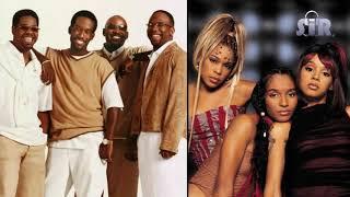 Boyz II Men vs. TLC - I'll Make Love To You (The Red Light Special) (S.I.R. Remix) | Mashup