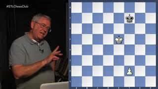 King & Pawn vs. King: Take the Opposition   Endgame Exclam!!