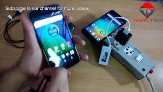 Xiaomi MI A1 Quick/Fast charging support??