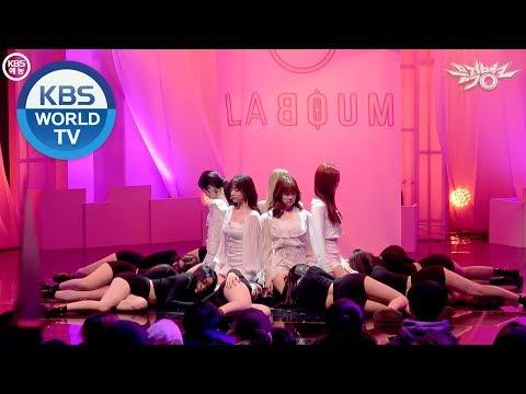 [4K][FOCUSED] LABOUM - Turn It On [Music Bank / 2018.12.07]