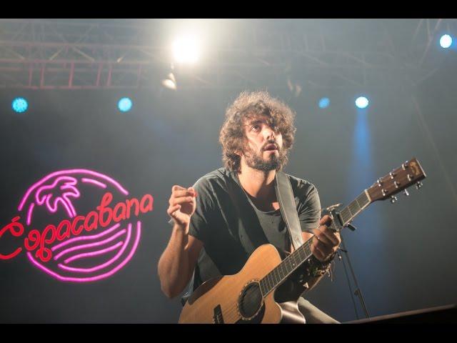 Vídeo: Izal en el Chanclas Festival de Lucena