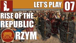 Mały kroczek dla Rzymy   Rome 2 Total War   Rise of the Republic   07