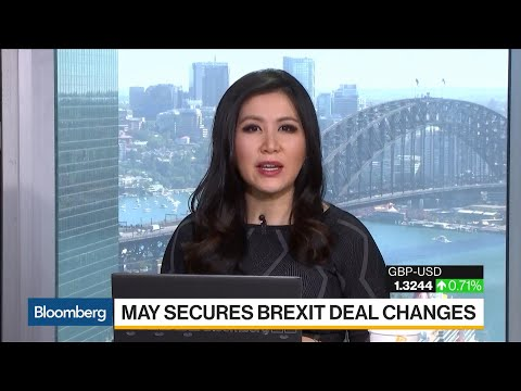 U.K.'s Theresa May Gets a New Brexit Deal Mp3