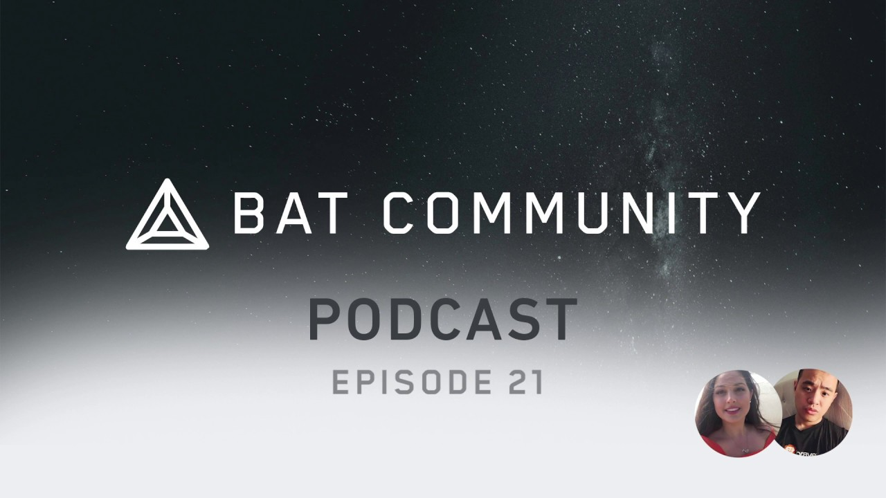 Ep. 21: BAT limited edition ring & dogtag necklace, Brave on Forbes, 350K+ verified creators 10