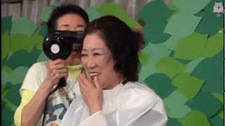 小池百合子の断髪式♡ニワトリの「ちょんまげ」になっちゃった thumbnail