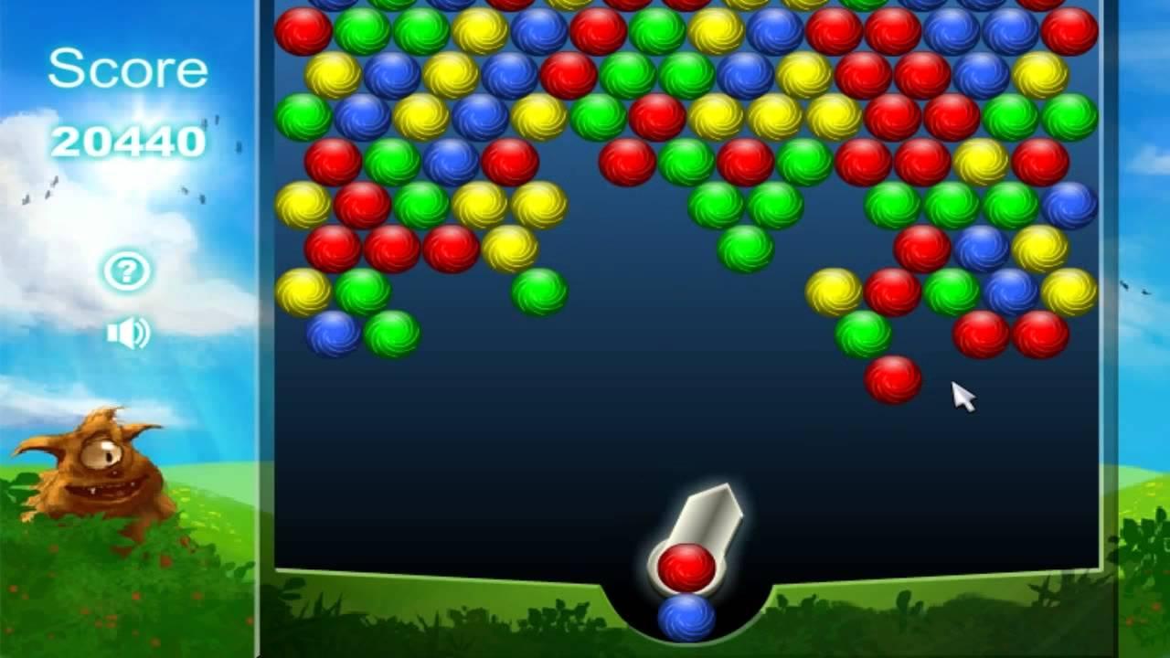 bouncing ball games