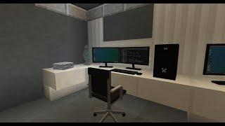 Minecraft Melhor mod de decoracao (setup gamer)