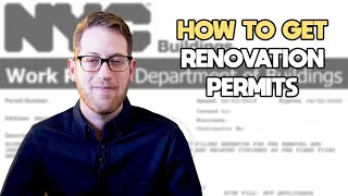 How to get condo and co-op renovation permits in NYC