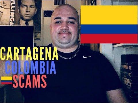 CARTAGENA COLOMBIA SCAMS!!!