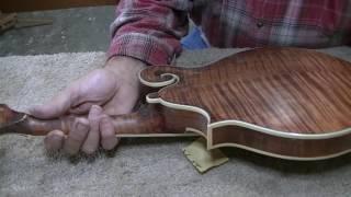 172 RSW Alvarez Mando Refinish   5th String Spikes