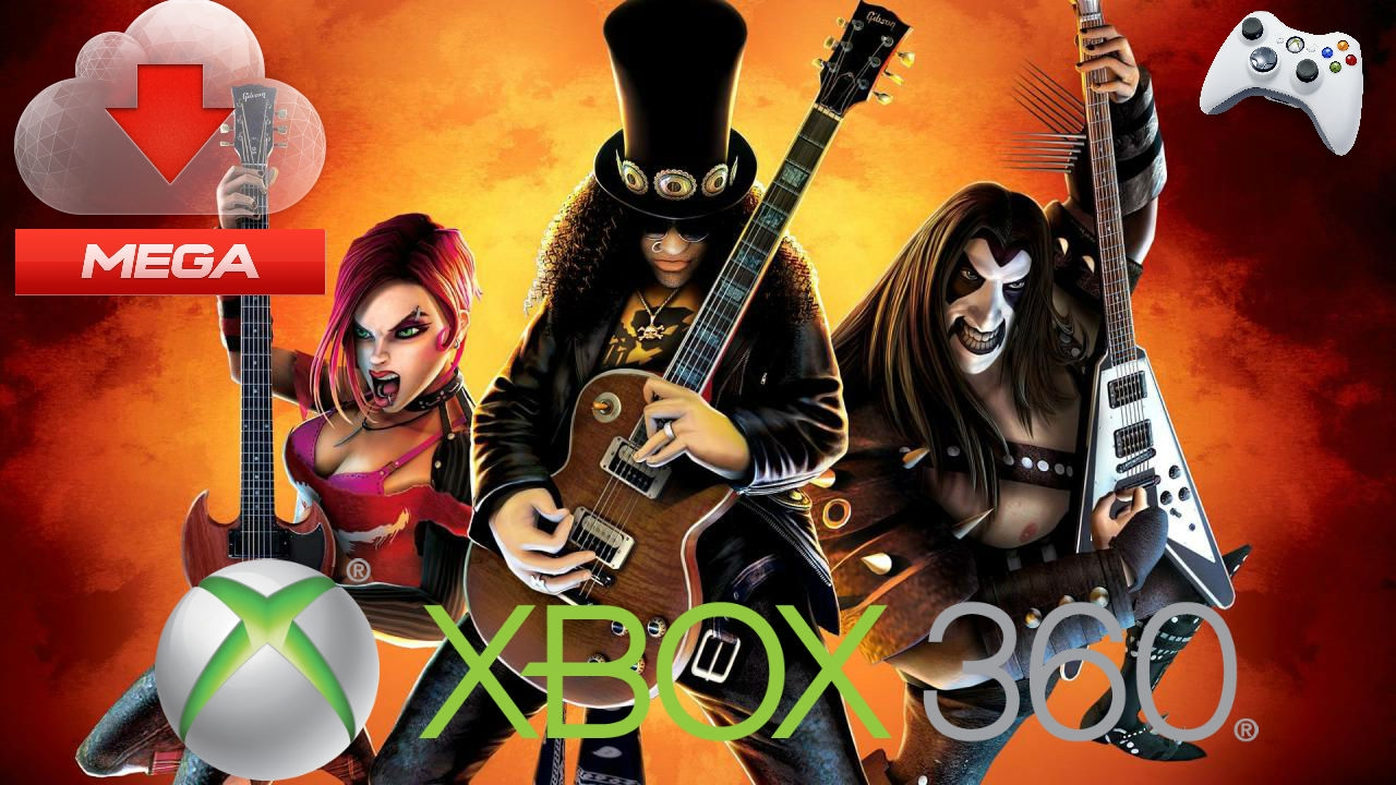 Descargar Guitar Hero 3 Xbox 360 Rgh Jtg Mega Youtube