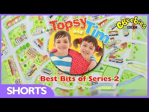 Topsy and Tim - Best Bits of Series 2 - CBeebies