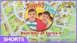 Video Topsy and Tim - Best Bits of Series 2 - CBeebies download MP3, 3GP, MP4, WEBM, AVI, FLV November 2017