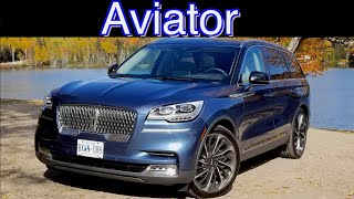 All-New Lincoln Aviator // Lincoln Embraces Traditional Luxury