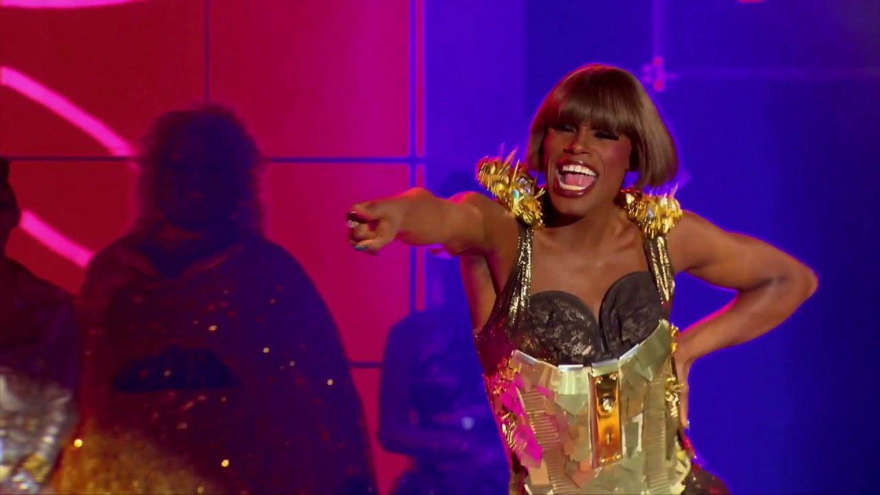Download The Princess VS Dida Ritz - This Will Be Lipsync HD | Rupaul Season 4 Episode 3