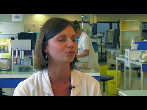 LES METIERS DE LA BIOLOGIE MEDICALE - BIOLOGISTE DE PLATEAU TECHNIQUE