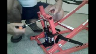 PRO-LIFT RIDING MOWER LIFT ASSEMBLY
