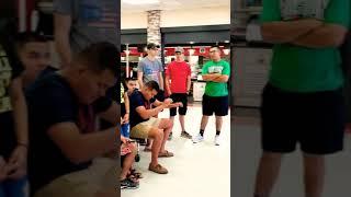 Coach Izeta's Criminal Investigation class kiosk tutorial