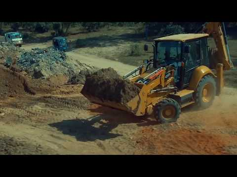 The New Cat® 426F2 Backhoe Loader (Africa, Middle East, Asia)