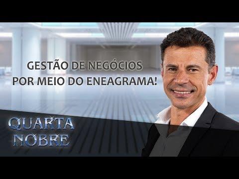 Gestão de negócios por meio do Eneagrama - Emerson Oira