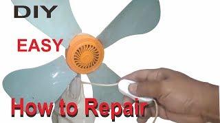 How to Repair a Dead Ceiling Fan nano_Tech